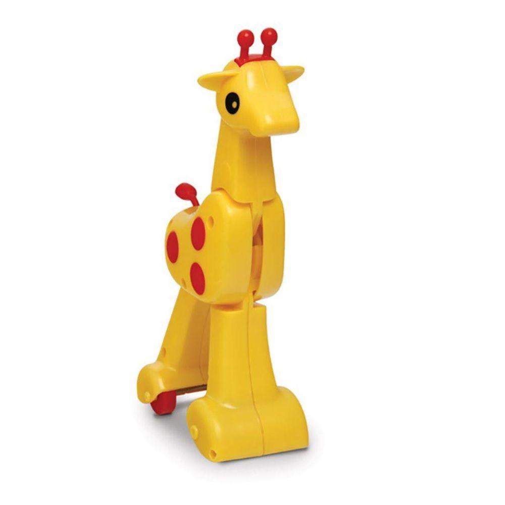 Gina Girafa Coleção Corre-corre - Elka