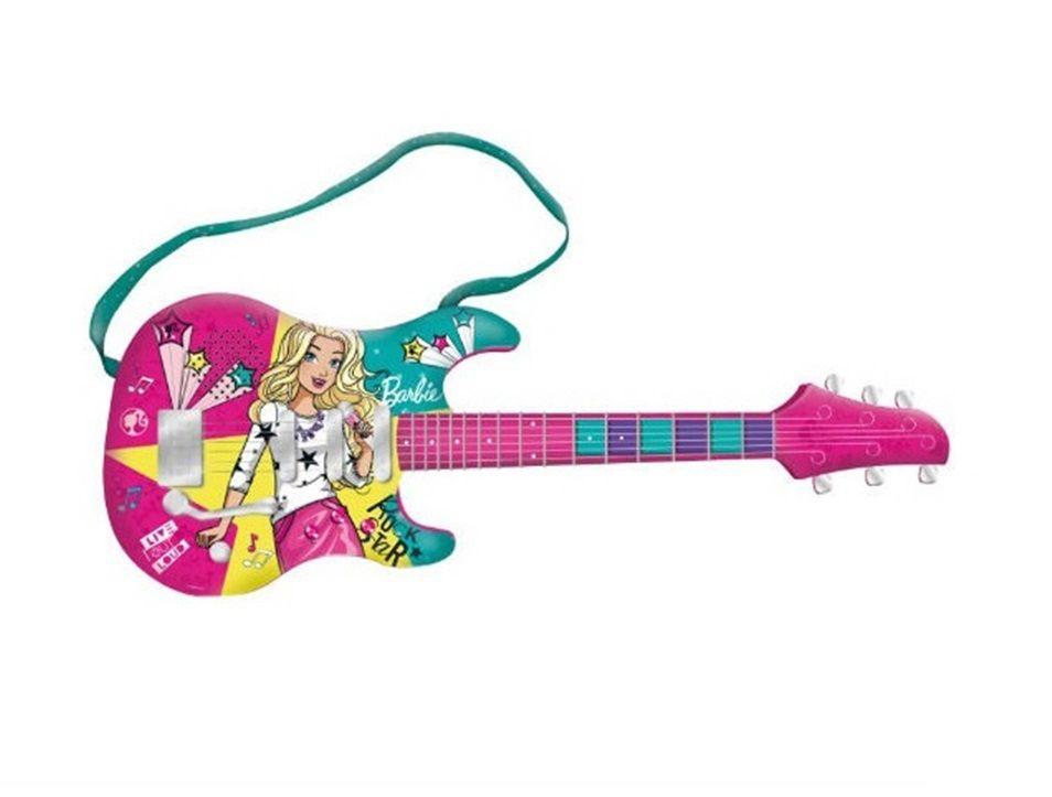 Guitarra Fabulosa Barbie - FUN