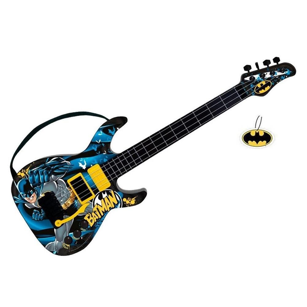 Guitarra Infantil Batman Cavaleiro das Trevas - FUN