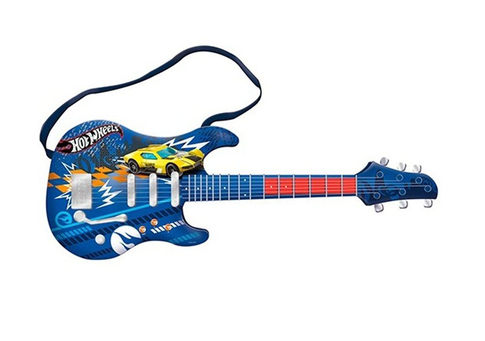 Guitarra Radical Hot Wheels - FUN