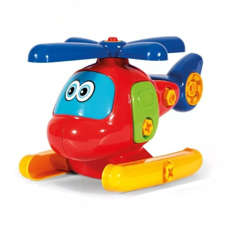 Helicóptero Didático Sortidos - Poliplac