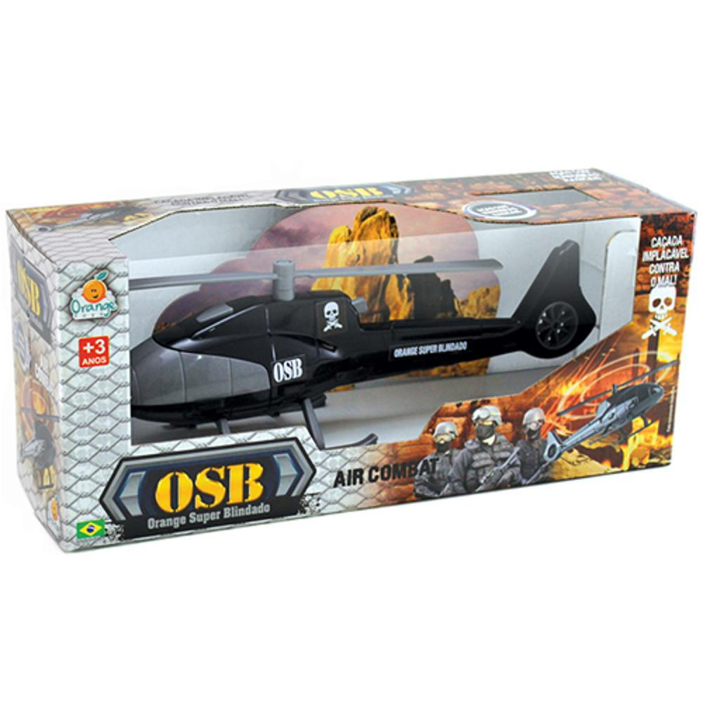 Helicóptero OSB Orange Super Blindado - Orange Toys