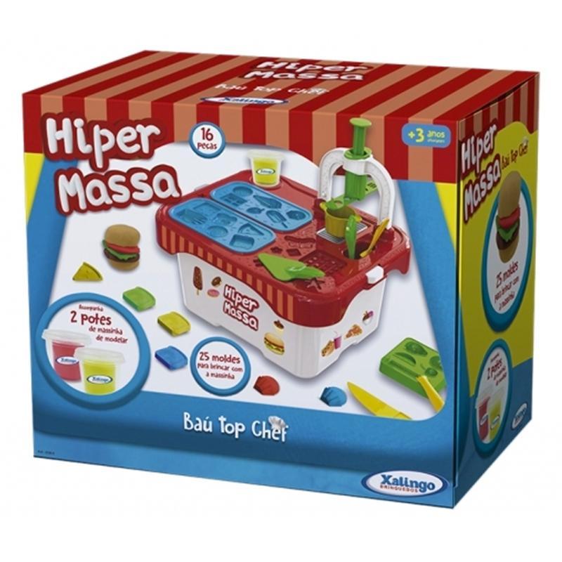Hiper Massa Baú Top Chef - Xalingo