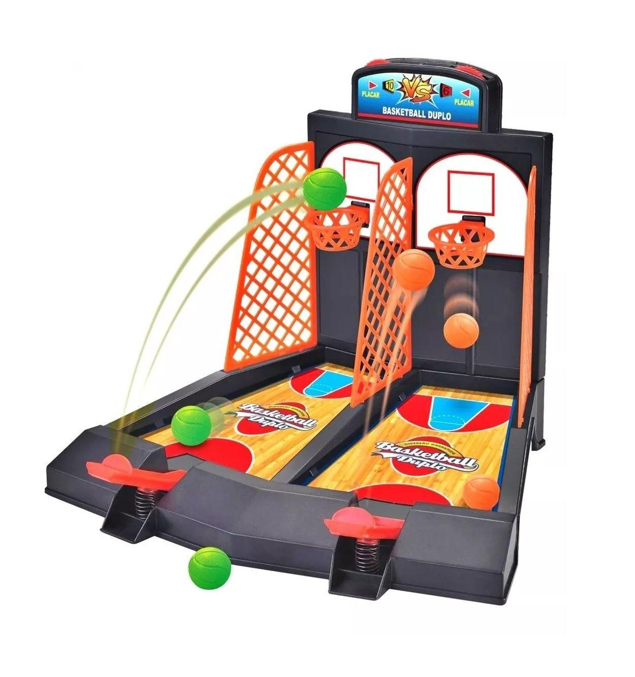 Jogo Basketball Duplo Radical - Braskit