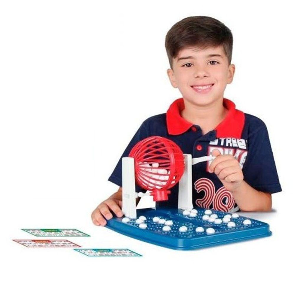 Jogo Bingo - Lugo Brinquedos