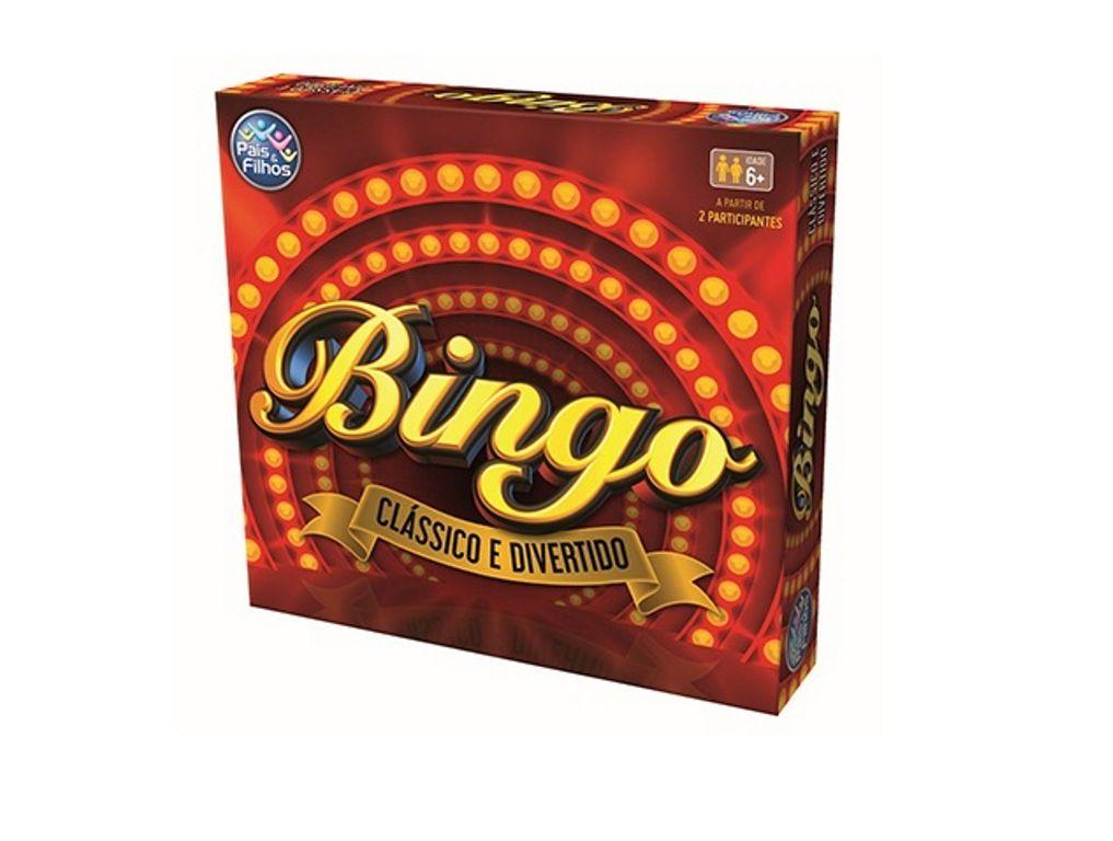 Jogo Bingo - Pais e Filhos