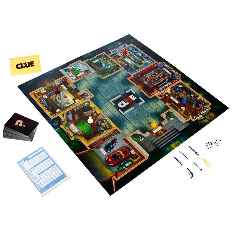 Jogo Clue Investigadores - Hasbro