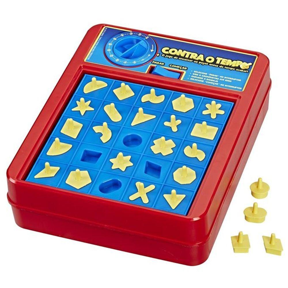 Jogo Contra o Tempo - Hasbro