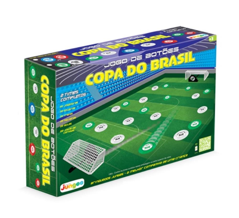 Jogo de Botões Copa do Brasil - Junges