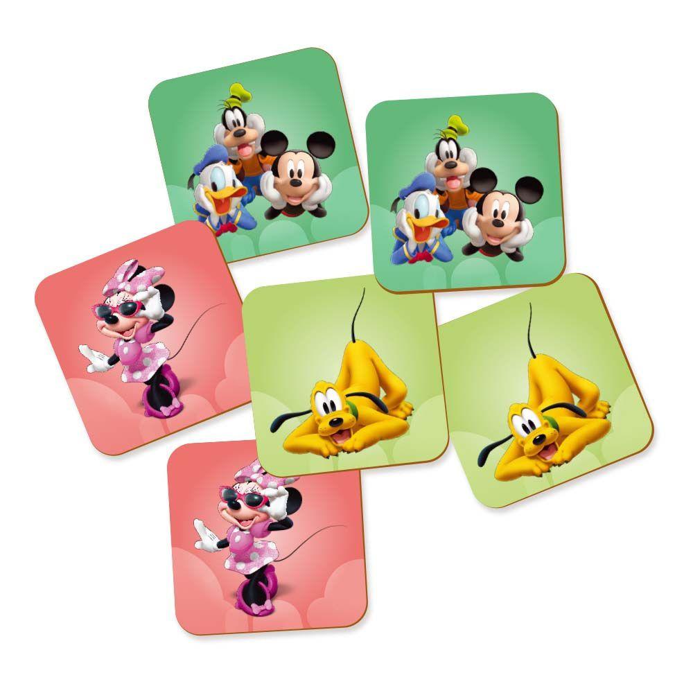 Jogo de Memória Disney Junior - Estrela
