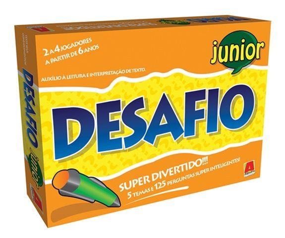 Jogo Desafio Junior - Algazarra
