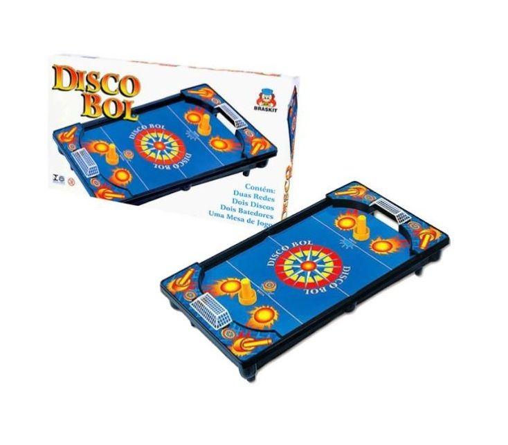 Jogo Disco Bol - Braskit