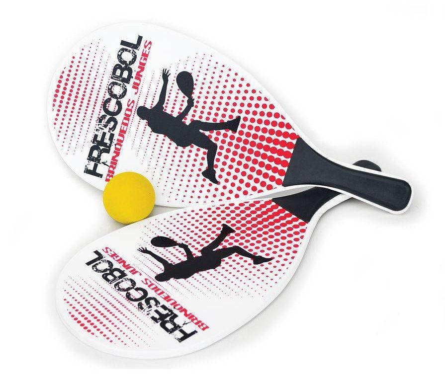 Jogo Frescobol Free Balls - Junges