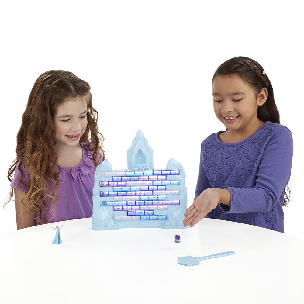 Jogo Jenga Disney Frozen - Hasbro
