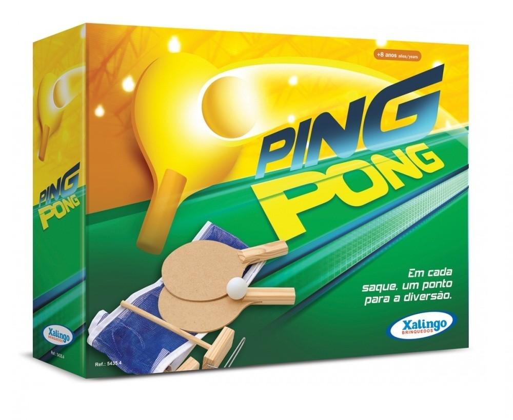 Jogo Ping Pong - Xalingo