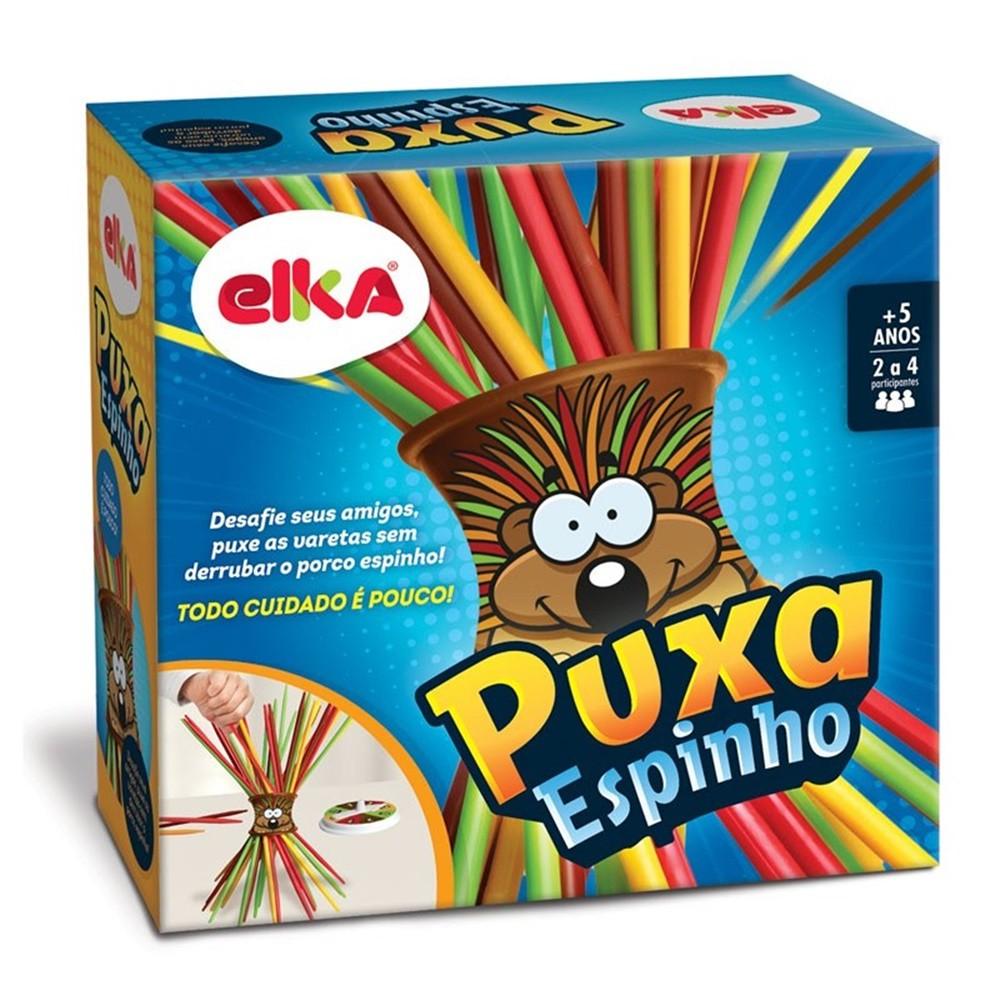 Jogo Puxa Espinho - Elka