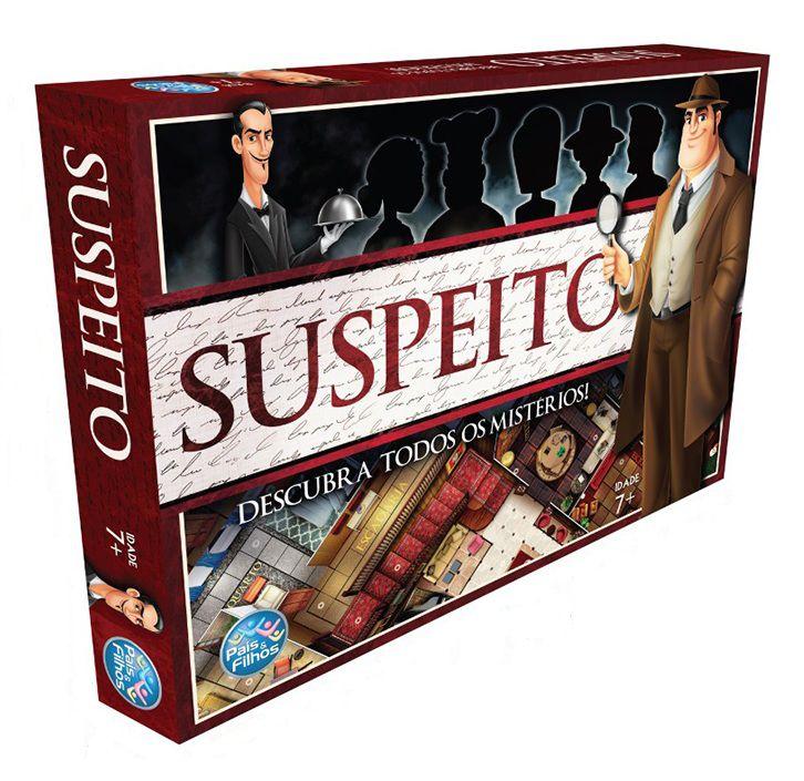 Jogo Suspeito - Pais e Filhos