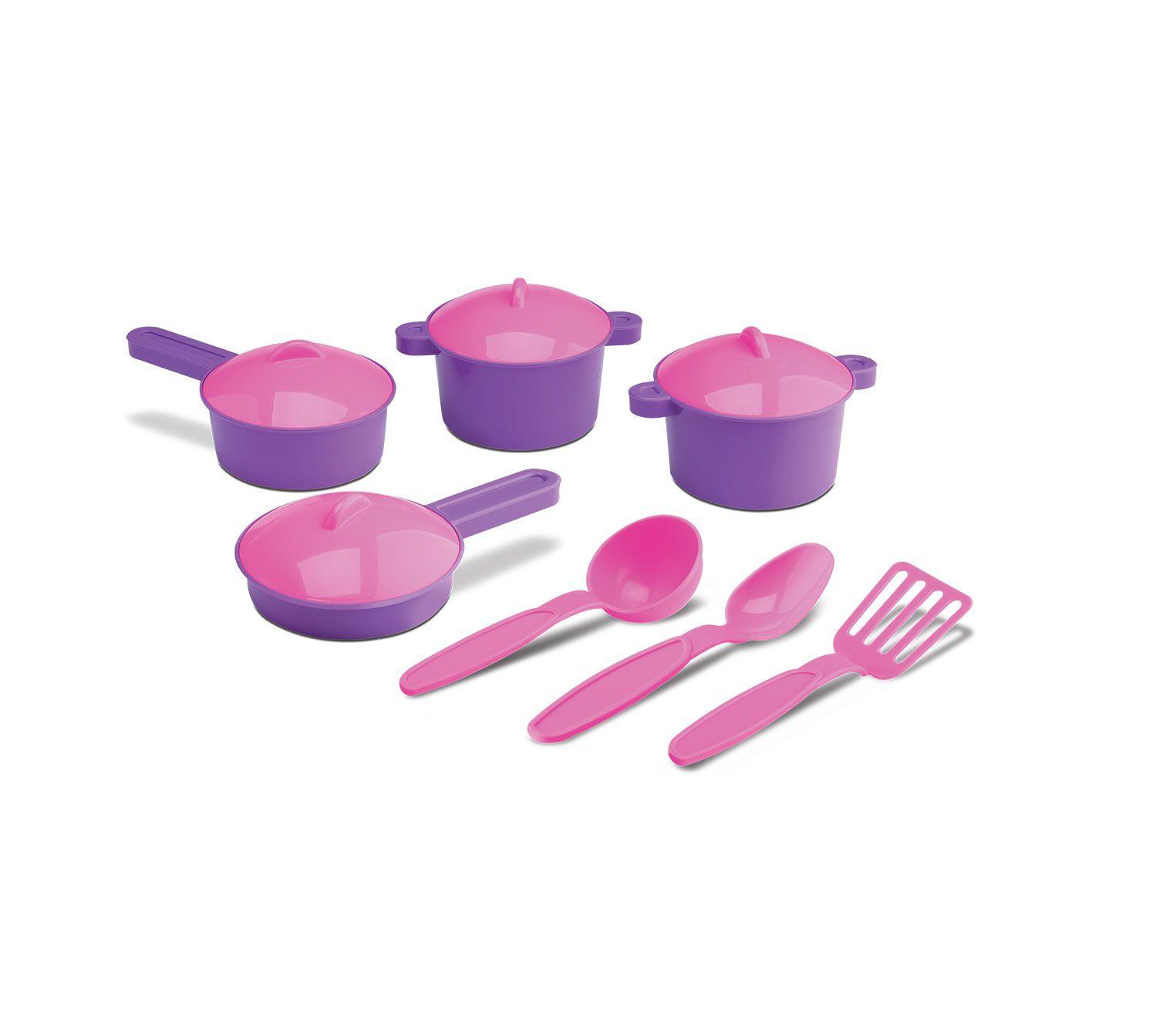 Kit Cozinha Coleção Samba Cooking - Samba Toys