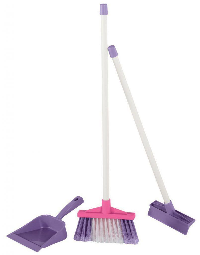 Kit de Limpeza Rosa Simples - Ta Te Ti