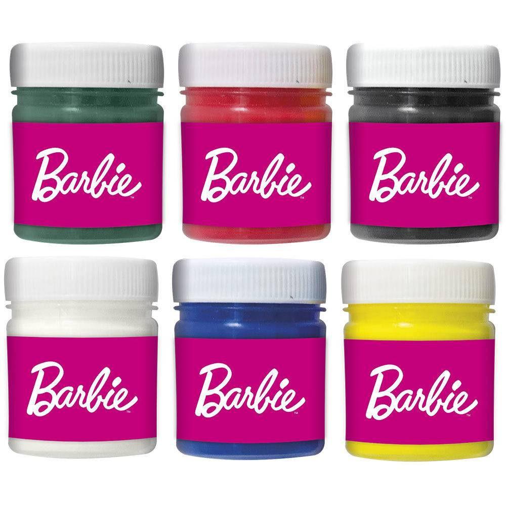 Kit de Pintura Barbie Dreamtopia - FUN