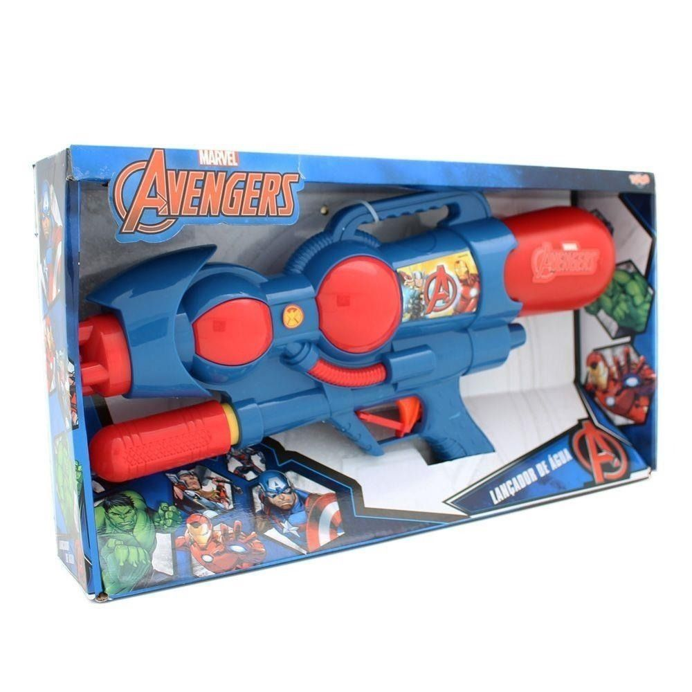 Lançador de Água Marvel Avengers - Toyng