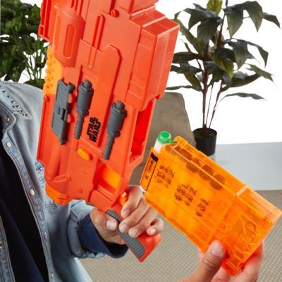 Lançador de Dardos Nerf de Luxo Star Wars Rogue One Sergeant Jyn Erso - Hasbro