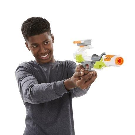 Lançador de Dardos Nerf N-Strike Modulus Ionfire - Hasbro