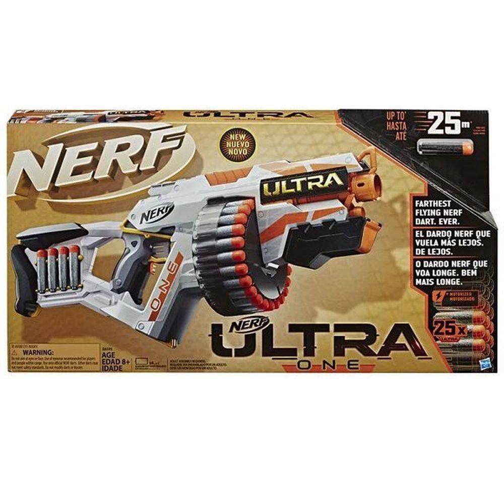 Lançador de Dardos Nerf Ultra One - Hasbro