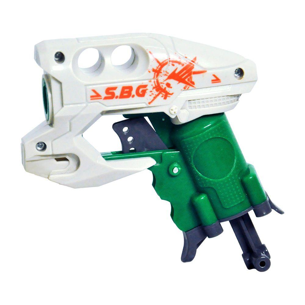 Lançador de Dardos Space Super Shot Jogo - Dm Toys