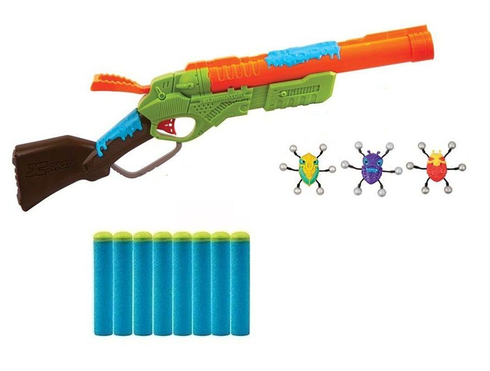 Lançador de Dardos X-Shot Bug Attack Eliminator - Candide