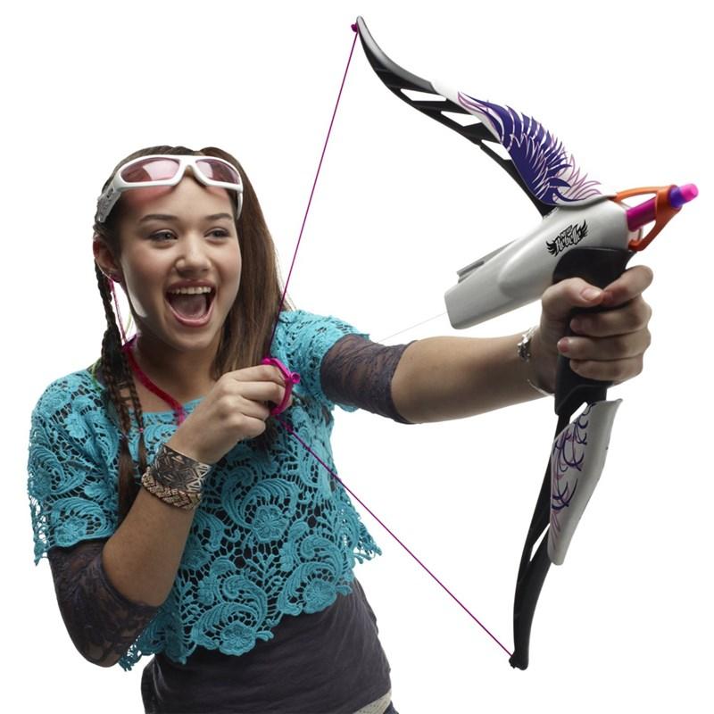 Lançador de Dardos Nerf Rebelle Heartbreaker Bow Pink - Hasbro