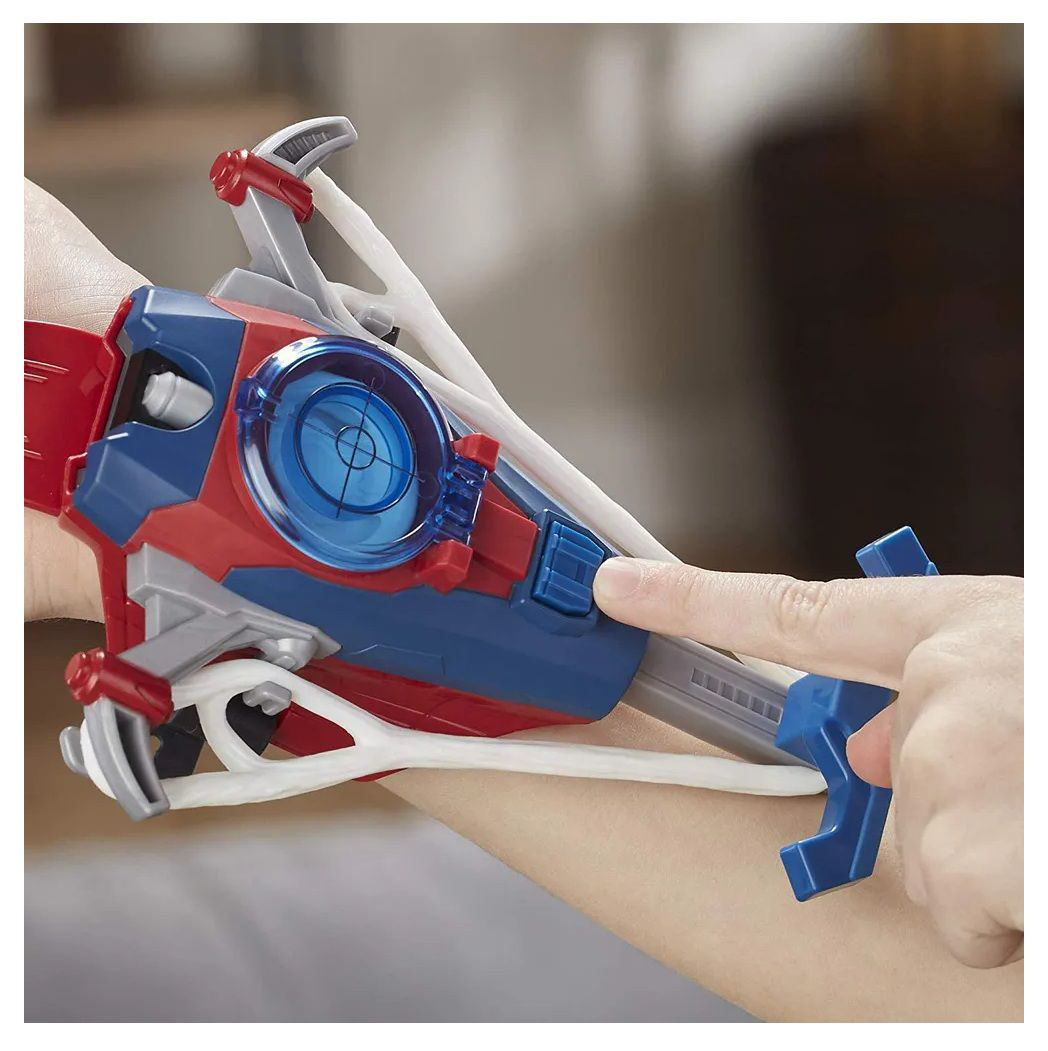 Lançador Web Shots Marvel Homem Aranha Longe de Casa - Hasbro