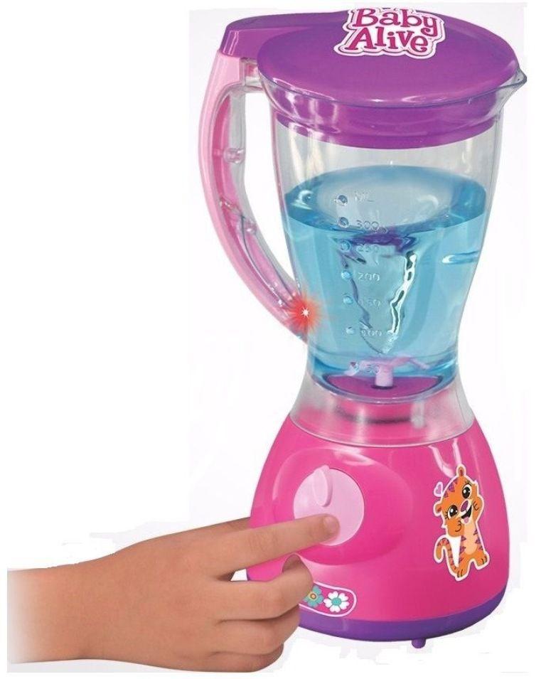 Liquidificador Baby Alive - Lider Brinquedos