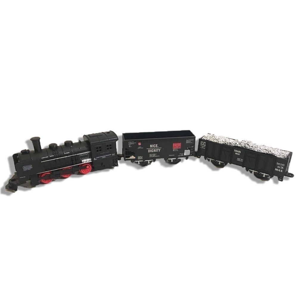 Locomotiva Real Train 13 Peças - Zoop Toys