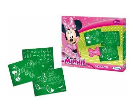 Lousa e Giz Minnie Disney - Xalingo