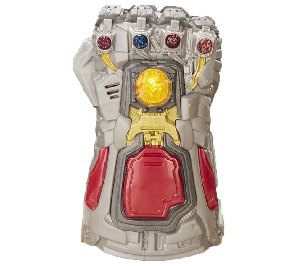 Manopla Eletrônica Marvel Vingadores Ultimato com Luz e Som - Hasbro