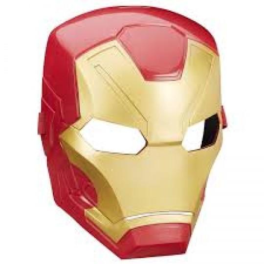 Máscara Captain America Civil War Iron Man Marvel - Hasbro