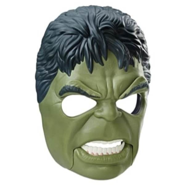 Máscara Hulk Furioso Marvel Thor Ragnarok - Hasbro