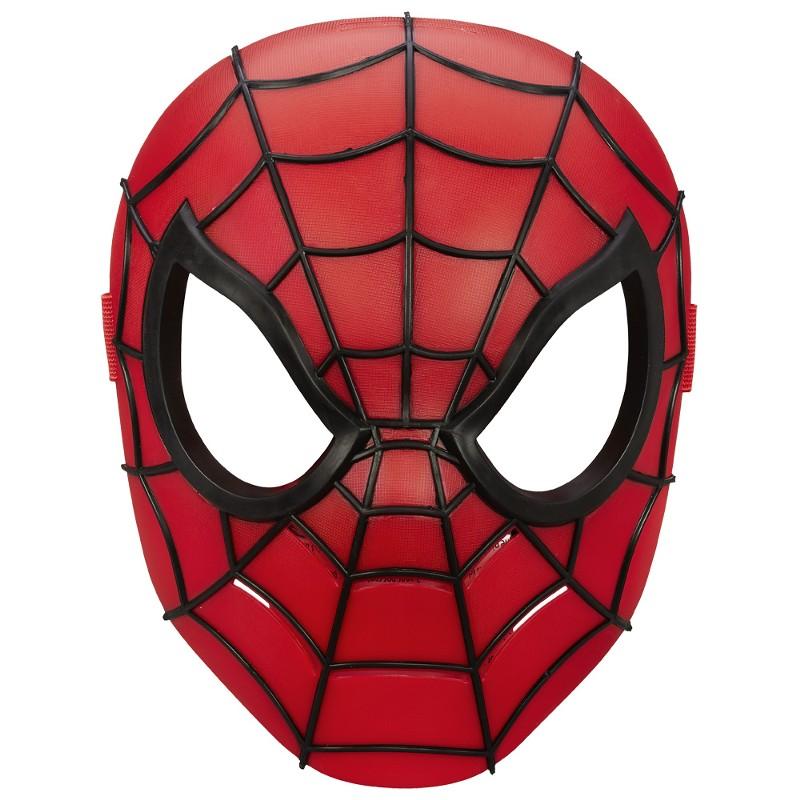 Máscara Ultimate Spider-Man Web-Warriors Classic Spider-Man - Hasbro