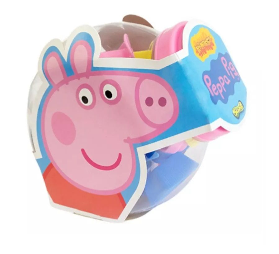 Massinha Ki-Massa Peppa Pig Festa do Cupcake - Sunny