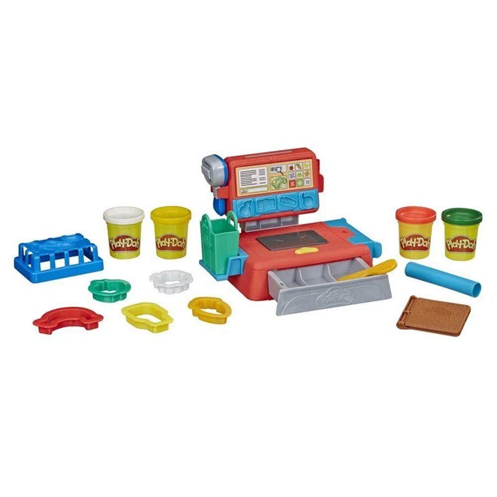 Massinha Play-Doh Caixa Registradora com Som - Hasbro