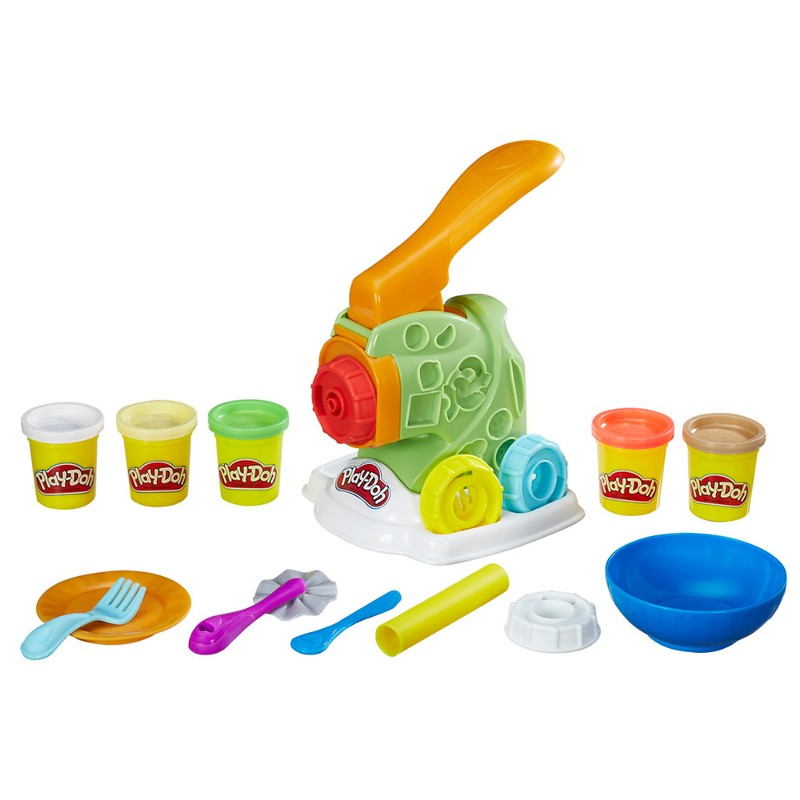 Massinha Play-Doh Kitchen Creations Fábrica de Macarrão - Hasbro