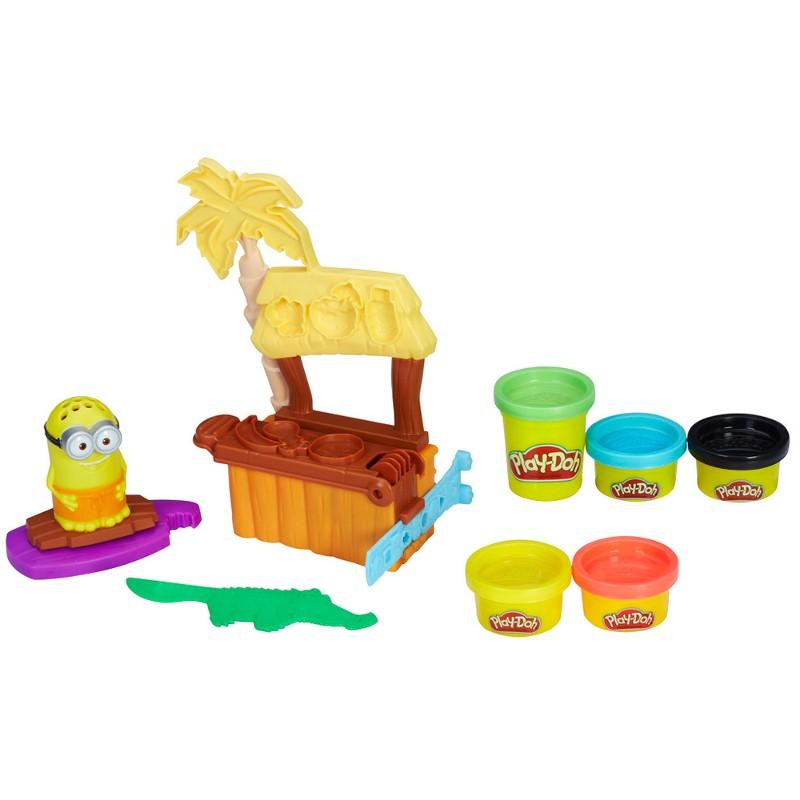 Massinha Play-Doh Férias dos Minions - Hasbro
