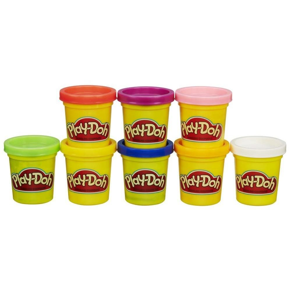 Massinha Play-Doh Kit Arco-Íris - Hasbro