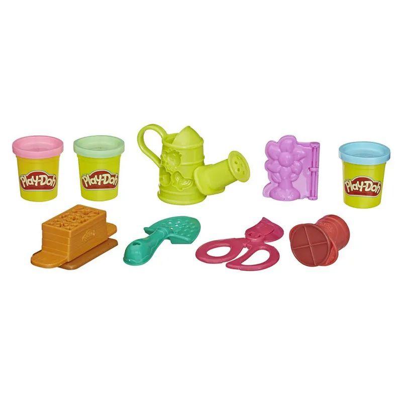 Massinha Play-Doh Kit de Jardinagem - Hasbro