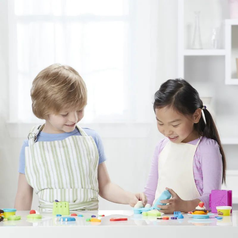 Massinha Play-Doh Kitchen Creations Diversão no Supermercado - Hasbro