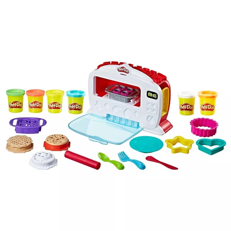 Massinha Play-Doh Kitchen Creations Forno Mágico - Hasbro