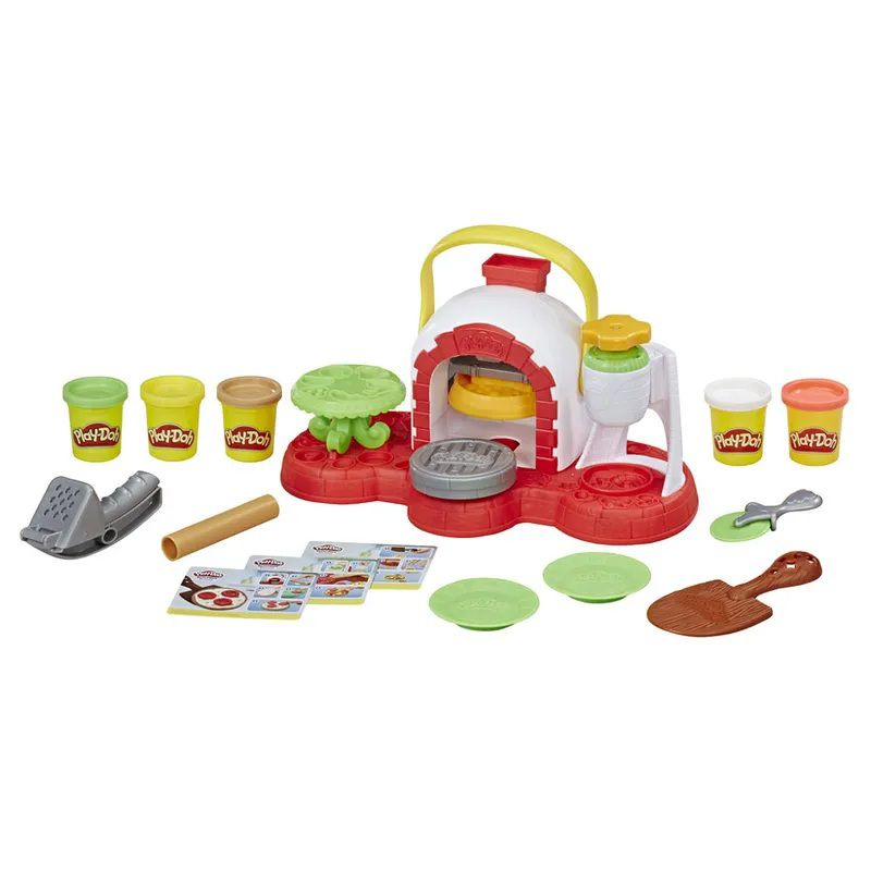 Massinha Play-Doh Kitchen Creations Forno Para Pizza - Hasbro