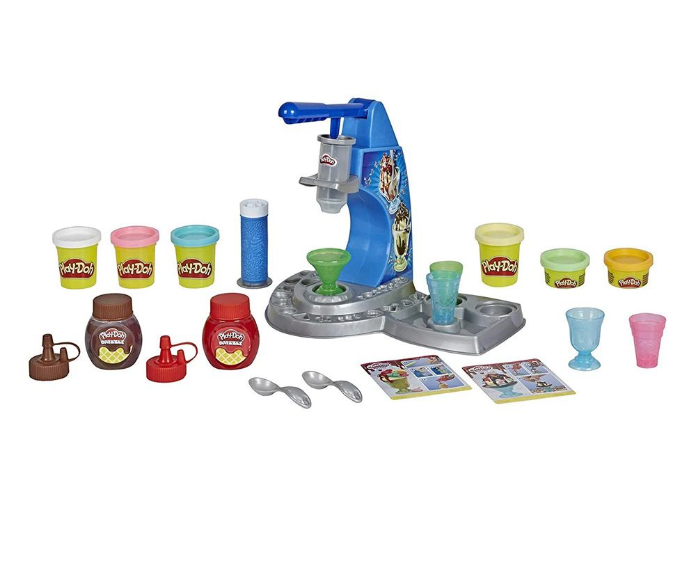Massinha Play-Doh Kitchen Creations Máquina de Sorvete - Hasbro