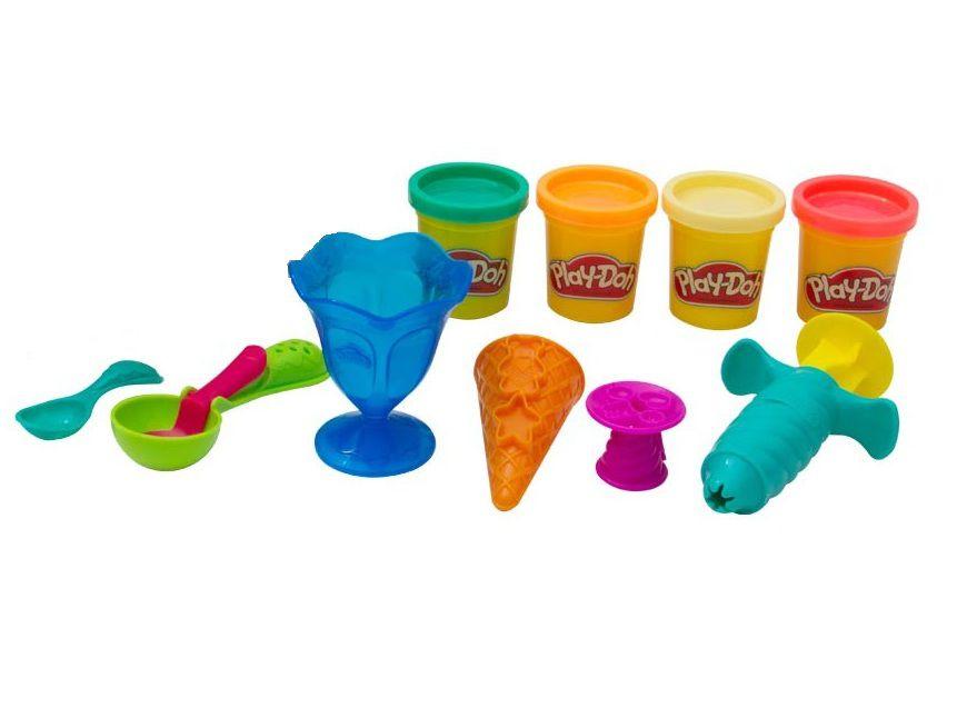 Massinha Play-Doh Kitchen Creations Sundae - Hasbro